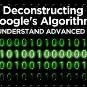deconstructing googles algorithm in code