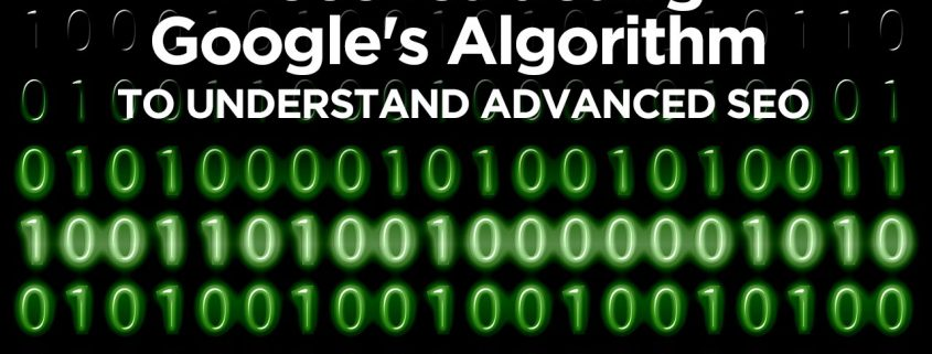 deconstructing googles algorithm in code