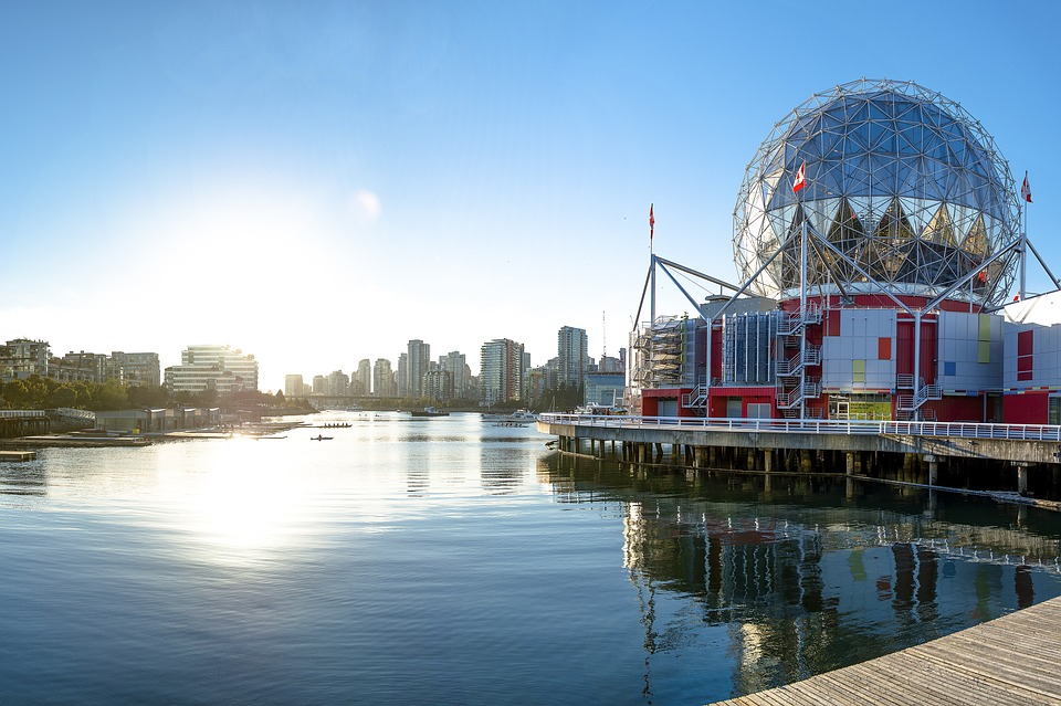science world in vancouver bc