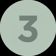 step 3 circle