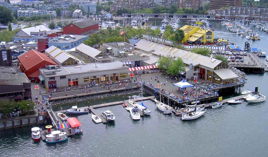 Hurricane Web Design Vancouver Near Granville Island